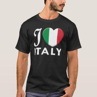 Italy Love W T-Shirt