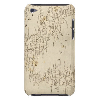 Italy Map by Arrowsmith iPod Case-Mate Case