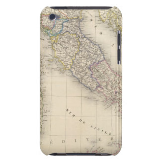 Italy Map iPod Touch Case-Mate Case