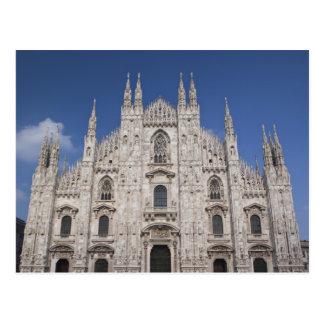 Italy, Milan Province, Milan. Milan Cathedral, 2 Postcard