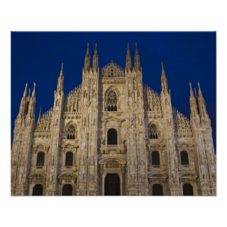 Italy, Milan Province, Milan. Milan Cathedral, Posters