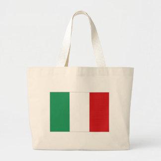 Italy National Flag Canvas Bag
