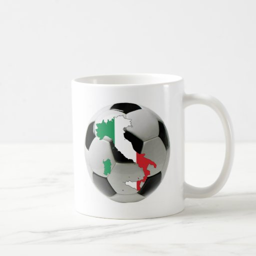 Italy national team mugs