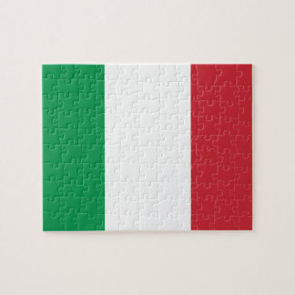 Italy National World Flag Jigsaw Puzzle