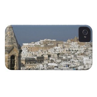Italy, Ostuni, close up view of old city Case-Mate iPhone 4 Cases