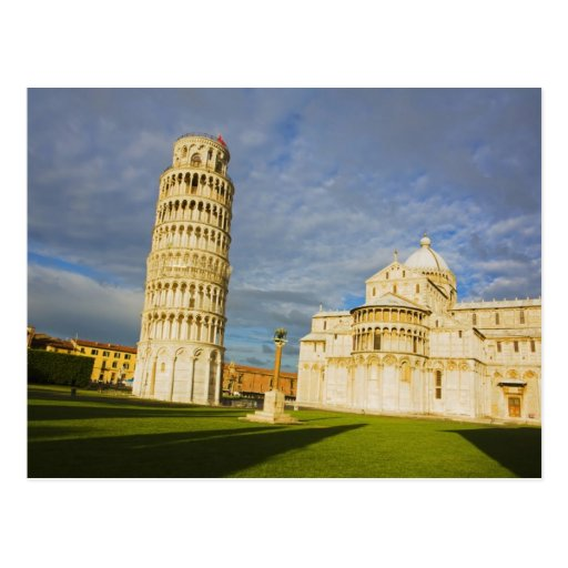 Italy, Pisa, Duomo and Leaning Tower, Pisa, 2 Post Cards