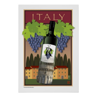 Italy-Print