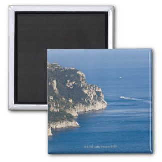 Italy, Ravello, Palazzo Sasso, Elevated view of Magnet