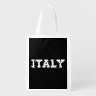 Italy Reusable Grocery Bag