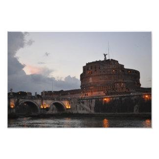 Italy Rome Castello S. Angelo Photo