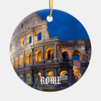 Italy - Rome Christmas Ornament