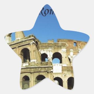Italy Rome Coliseum (new) (St.K) Star Sticker