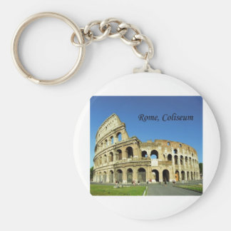 Italy Rome Roman Coliseum St K Keychain