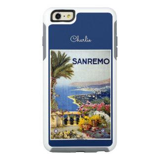Italy Sanremo custom name phone cases
