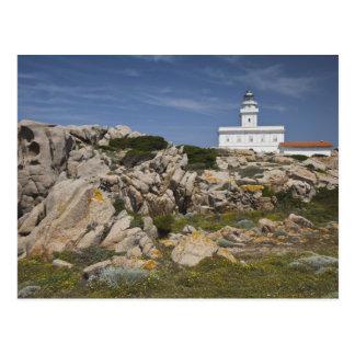 Italy, Sardinia, Santa Teresa Gallura. Capo Postcard