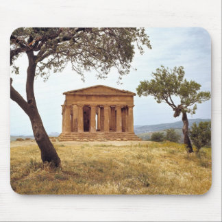 Italy, Sicily, Agrigento. The ruins of the 2 Mouse Pad