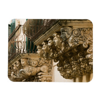 ITALY, Sicily, NOTO: Finest Baroque Town in Rectangular Photo Magnet