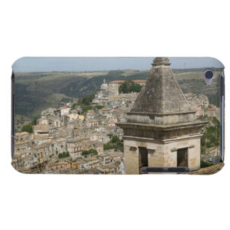 ITALY, Sicily, RAGUSA IBLA: Town View and Santa Barely There iPod Covers