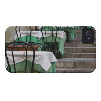 ITALY, Sicily, TAORMINA: Corso Umberto 1, Cafe iPhone 4 Cover