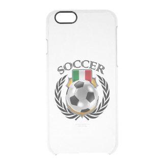 Italy Soccer 2016 Fan Gear Clear iPhone 6/6S Case
