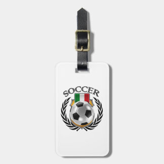 Italy Soccer 2016 Fan Gear Luggage Tag