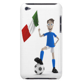 Italy soccer iPod Case-Mate case