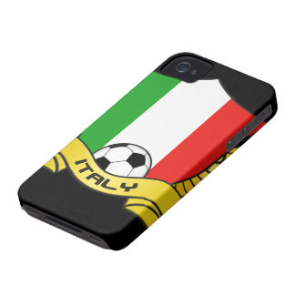 Italy Soccer iPhone 4 ID Case-Mate iPhone 4 Cover