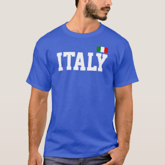 Italy Soccer T-Shirt | Football World Cup Tee