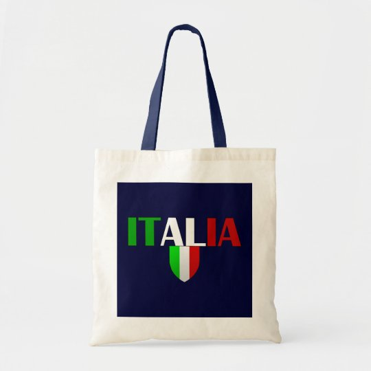 Italy Soccer T-shirts and gifts ideas Tote Bag