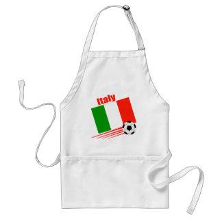 Italy Soccer Team Apron