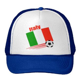 Italy Soccer Team Cap