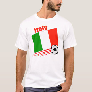Italy Soccer Team T-Shirt