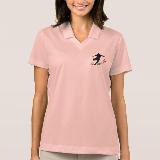 Italy Soccer Polo Shirts