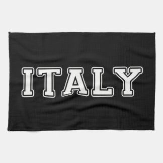 Italy Tea Towel