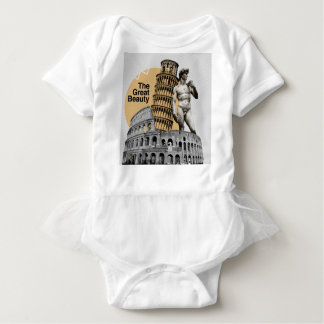 Italy, The Great Beauty Baby Bodysuit