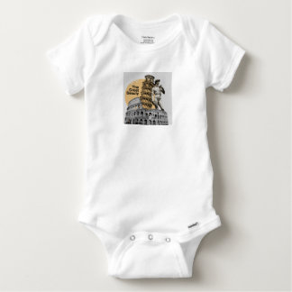 Italy, The Great Beauty Baby Onesie