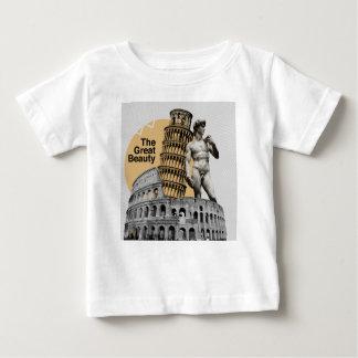 Italy, The Great Beauty Baby T-Shirt