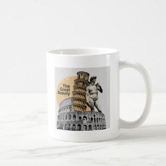 Italy, The Great Beauty Coffee Mug