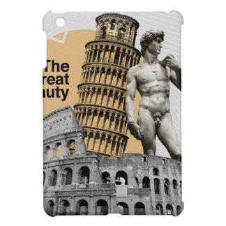 Italy, The Great Beauty iPad Mini Case