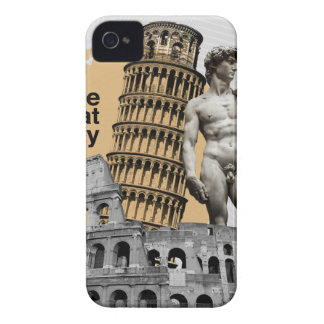 Italy, The Great Beauty iPhone 4 Cases