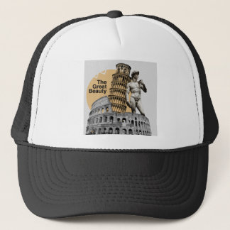 Italy, The Great Beauty Trucker Hat