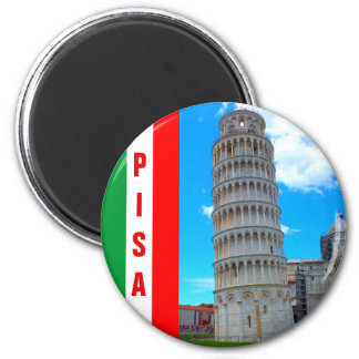 Italy - The Leaning Tower of Pisa Magnet