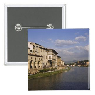 Italy, Tuscany, Florence. Daytime view of the 15 Cm Square Badge