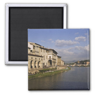 Italy, Tuscany, Florence. Daytime view of the Square Magnet