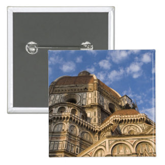 Italy, Tuscany, Florence. The Duomo. 2 15 Cm Square Badge