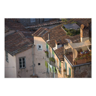 Italy, Tuscany, Lucca, View of the town and 6 Photograph