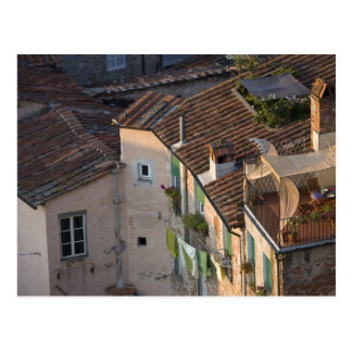 Italy, Tuscany, Lucca, View of the town and 6 Postcard