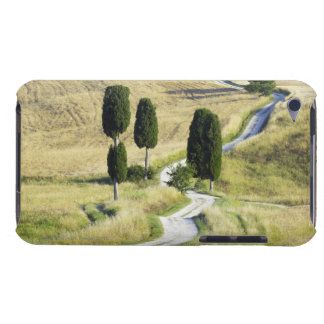 Italy, Tuscany, Pienza, Val d'Orcia, Cypress iPod Touch Cases