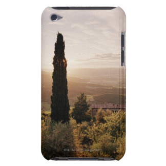 Italy,Tuscany,Val d'Orcia,Montalcino Barely There iPod Case