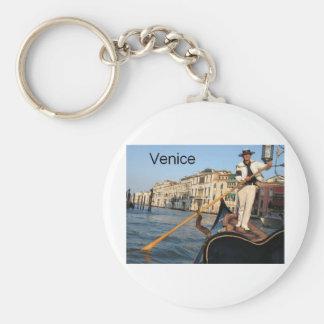Italy Venice gondola (St.K) Key Chains